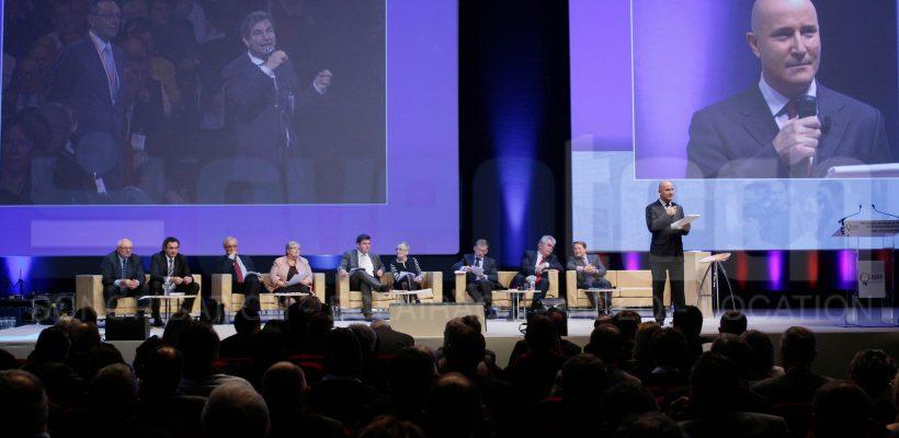 92e Congrès des Maires de FranceDébat » réforme territoriale» 1ere  séquence 9h40-10h40